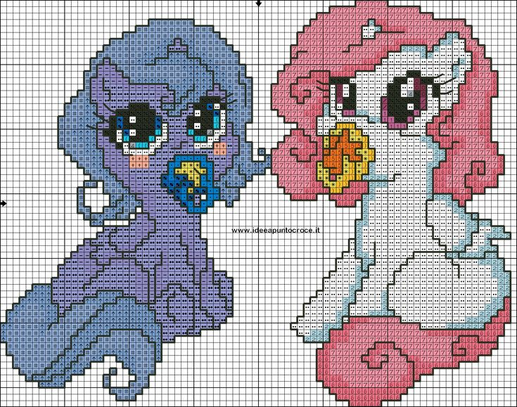 schema baby little pony