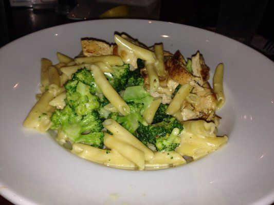 Chicken And Broccoli Pasta Lemon Pasta Alfredo
