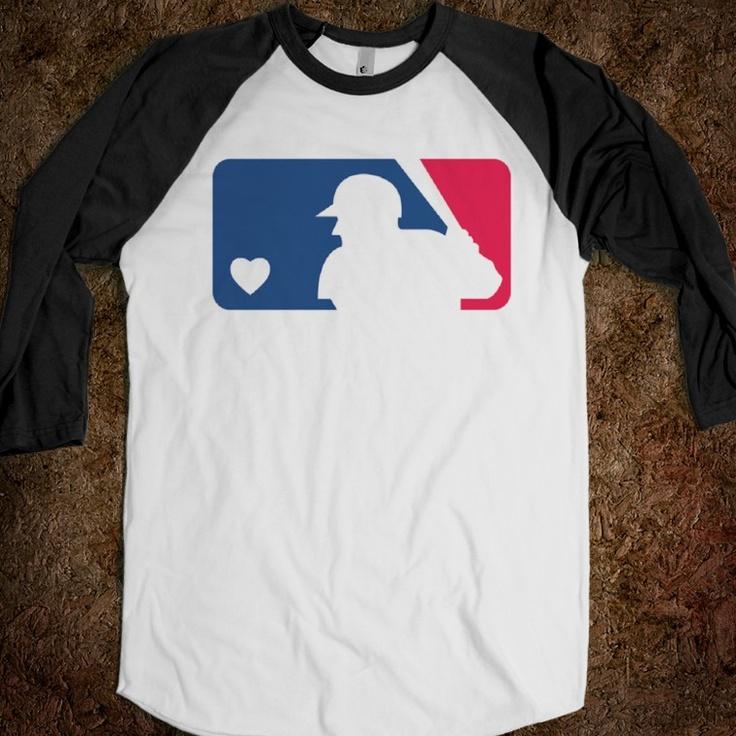 MLB Baseball Tee