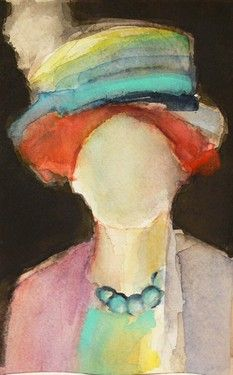 "Saatchi Online Artist Teresa Munoz; Painting, ""Apropiacionismo"" #art"