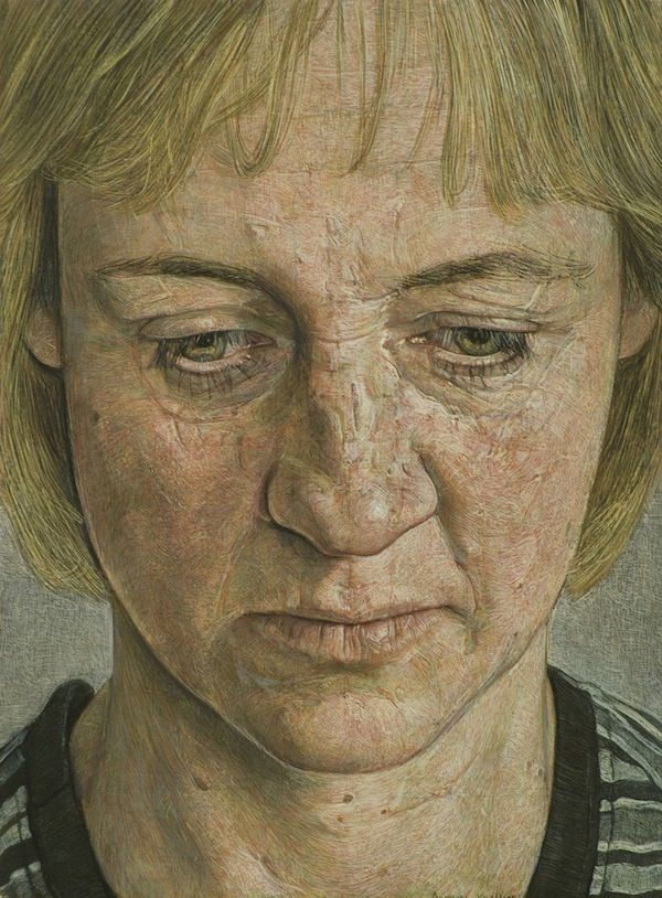 Antony Williams - 'Portrait of Caroline'