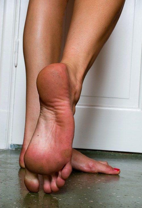 Foot fetish cream-5632