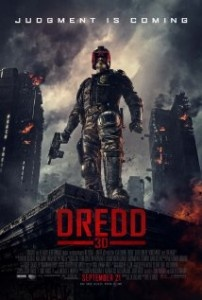 Dredd 3D – Blazing Minds Film Review