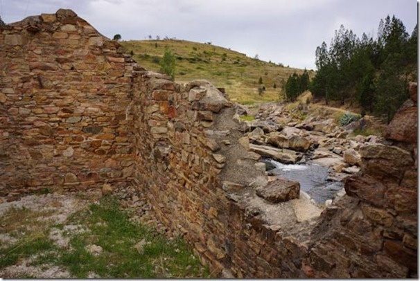 Adelong Falls Gold Mill Ruins, Adelong | CaravanCampingOz.com