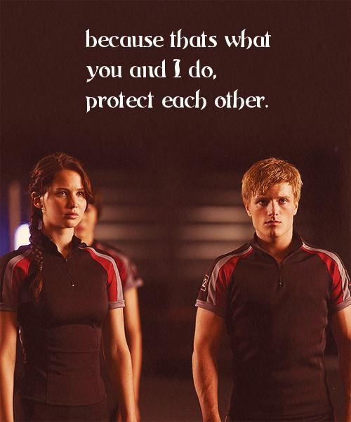 Protect each other