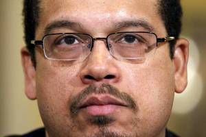 """We don't want politicians who've gotta be cajoled"": Keith Ellison unloads to Salon"