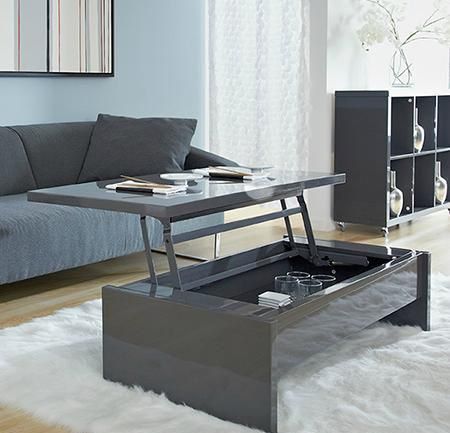 Home Decor, Neat And Black Elegant Modern Tv Trays That Has The Comfortable And Unique Design Ideas For Your Room With White Fur Rug On The Floor With Big Locker For The Storage Also Black Sofa ~ Furnish Your Room With Modern TV Tray That Has The Smart Design Ideas