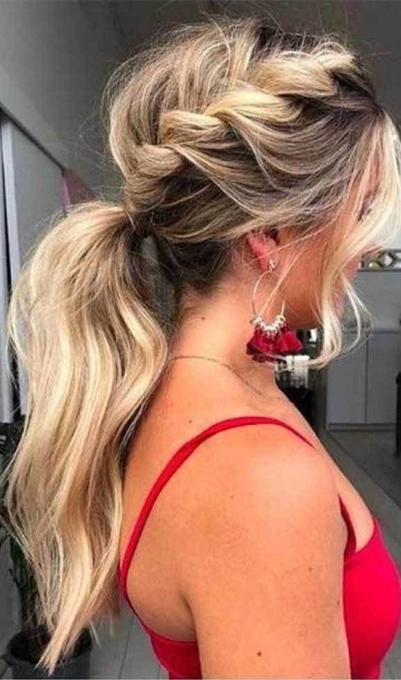 Fabulous Pretty Hairstyles For Holiday Season Party New Year Eve Party Schematic Wiring Diagrams Amerangerunnerswayorg