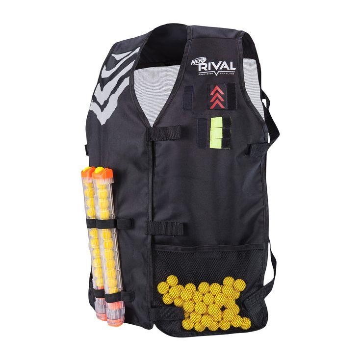 Nerf - Rival Phantom Tactical Vest, Black