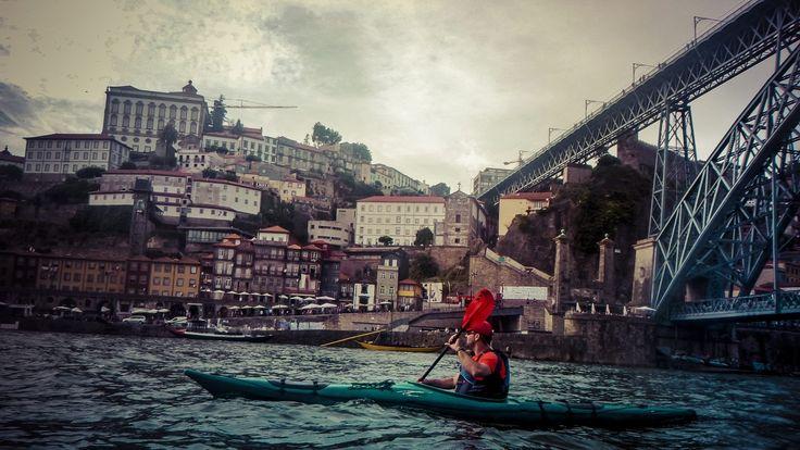Una apasionante expedicion de kayak por el rio Douro en Portugal. La posibilidad de disfrutar de un viaje de 8 días en kayak desde Zamora hasta Oporto.