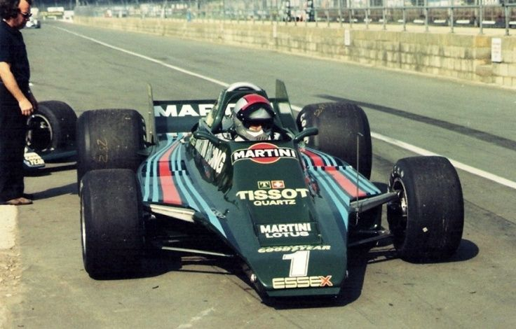 1979 Lotus 80 - Ford (Mario Andretti)