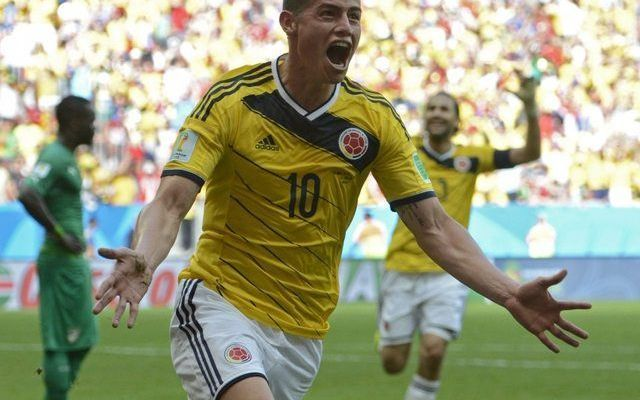 COLOMBIA-COSTA D'AVORIO 2-1: VIDEO GOL, SINTESI, HIGHLIGHT E PAGELLE