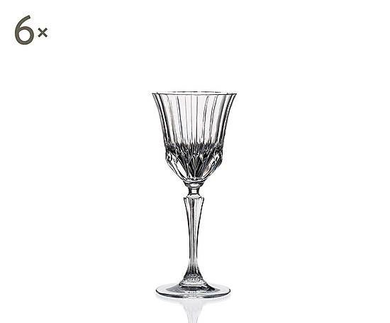 """Sada 6 sklenic na likér """"Adagio"""""""