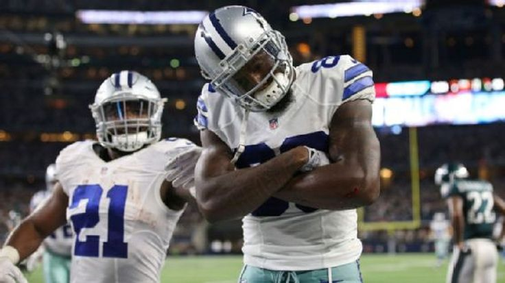 Dallas Cowboys wide receiver Dez Bryant says he isn't worried about teammate Ezekiel Elliott and believes the running back will learn to avoid off-field drama as he matures....
