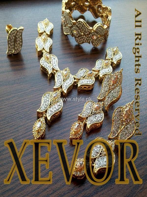 Xevor Wedding Jewellery Collection 2013 for Ladies