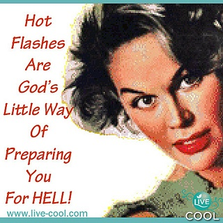 Hot-flash-hell by Live Cool Now, via Flickr