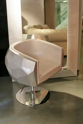 Fendi Casa crystal chair