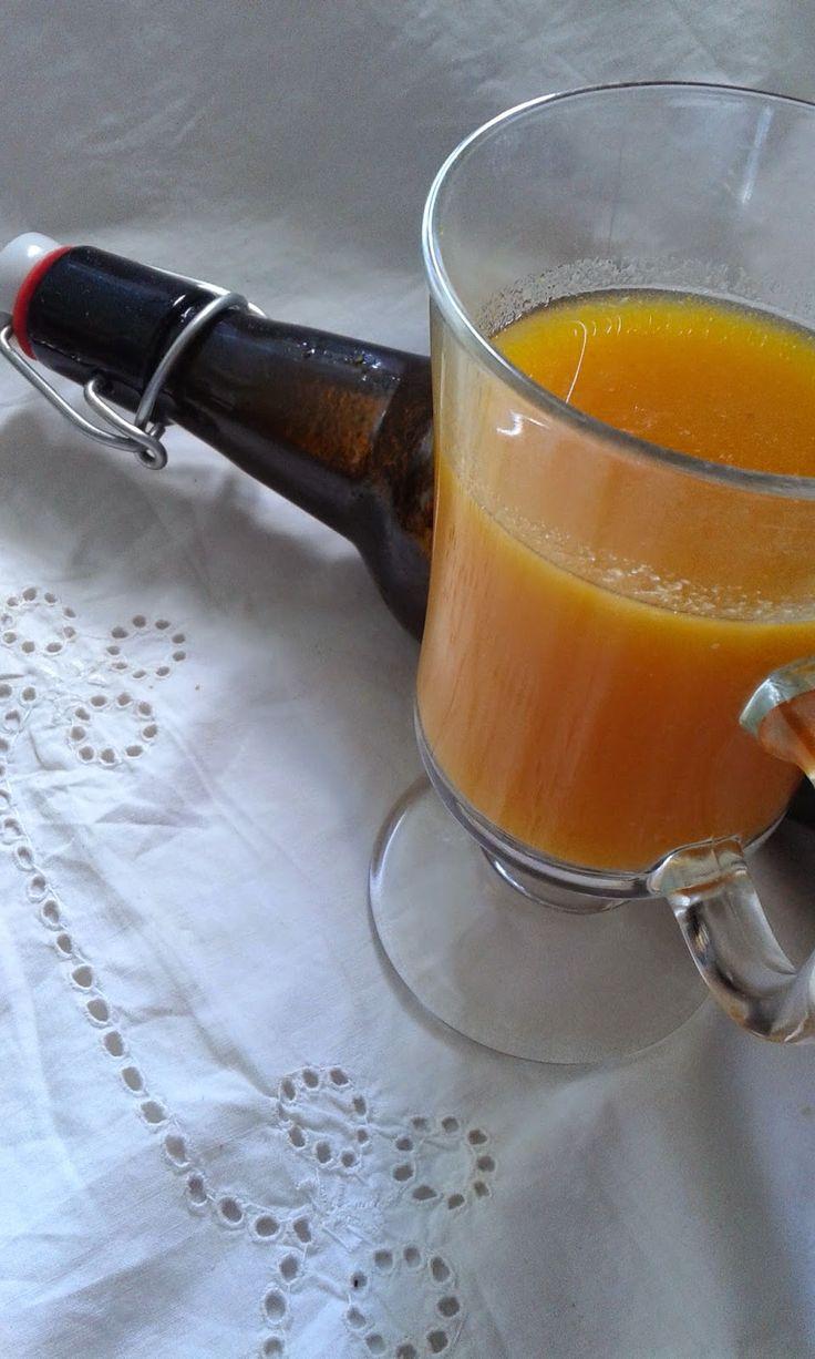 Házi ivólé - avagy Kubu,