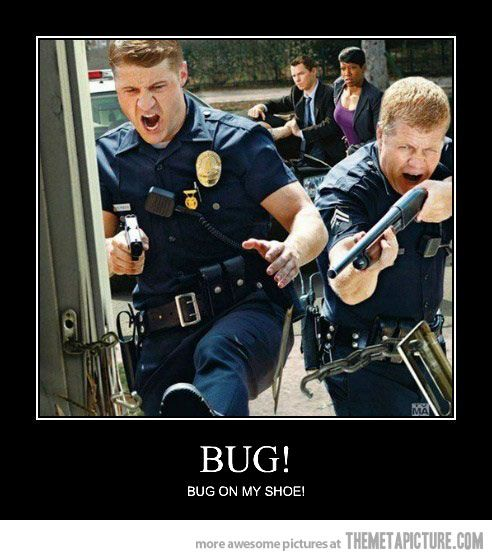 funny police pictures | funny-police-officers-screaming