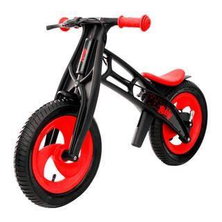 """Hobby-Bike RT Fly A Черная Оса (черно-красный)  — 5374р. ------- Новинка 2016 по немецкой лицензии Hobby-Bike Fly """"Черная оса"""" - беговел, созданный по немецким технологиям. Высокое европейское качество, инновации и функционал. Уникальность модели Fly - самое низкое положение сиденья - 30,5 см. Благодаря съемным пластиковым деталям вы сможете установить сиденье на высоту 42 см. Устойчивость, эргономичность и надежность позволит самым маленьким малышам от 2 лет быстро и без страха освоить этот…"""