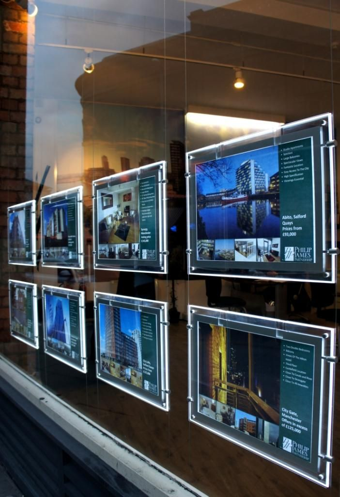 much more effective real estate signage - digital is the only way to go