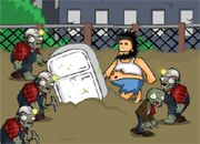 Tramp Vs Zombies | Fab juegos online gratis