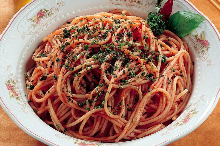 Spaghetti infuocati