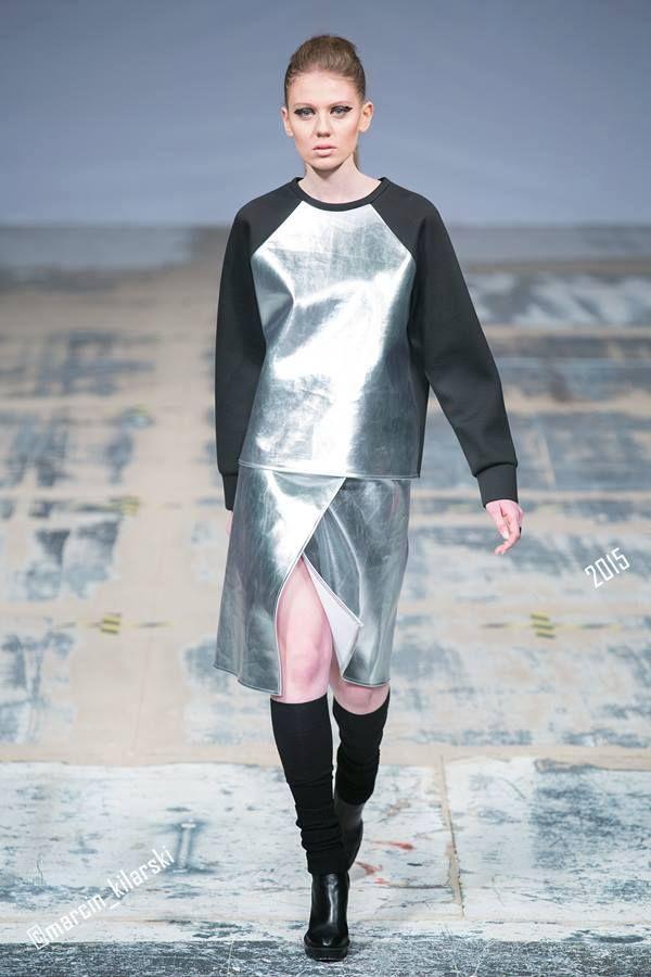 Vertigo Sweatshirt, Vertigo Skirt