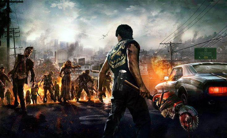 Dead Rising 3 gameplay at San Diego Comic Con 2013