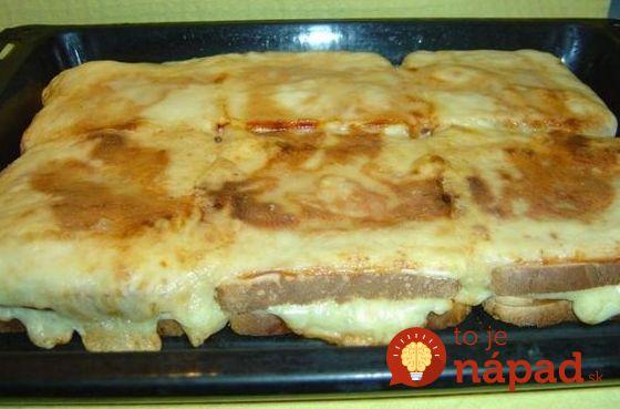 Keď vám nabudúce zvýši starší chlieb, uložte na pekáč a zalejte touto zmesou, toto sa s vyprážaným chlebom vo vajci nedá ani porovnať!