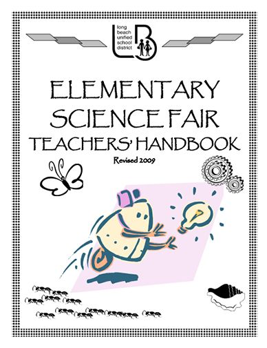 Here's a nice guide for teachers on planning and organizing an elementary science fair.