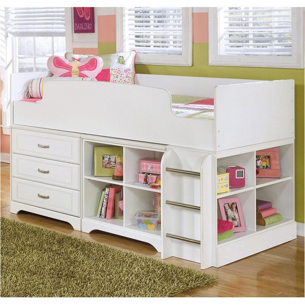 Best Signature Design By Ashley Twin Lulu Loft Bed 810 Liked 400 x 300