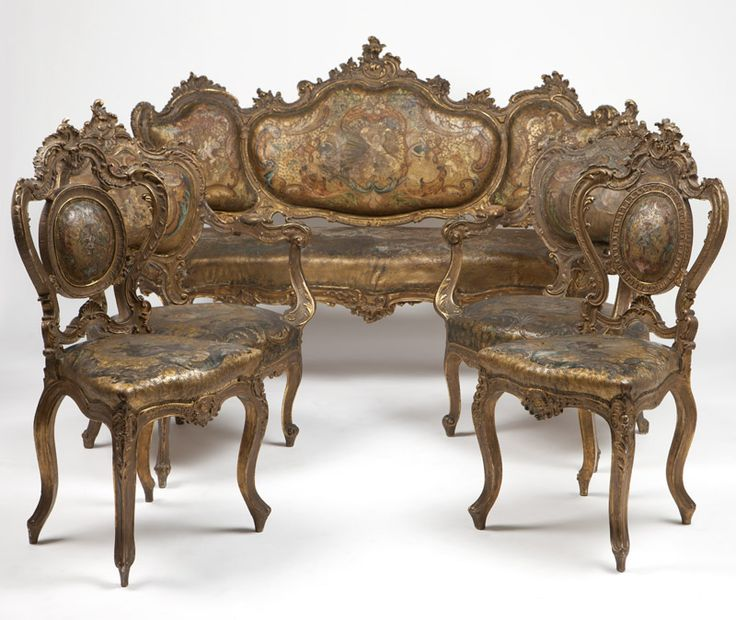 42 best images about rococo on pinterest for Baroque furniture usa