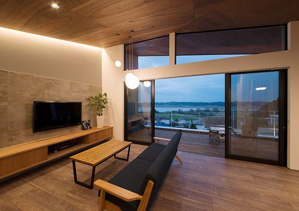 やまのいえ   注文住宅なら建築設計事務所 フリーダムアーキテクツデザイン