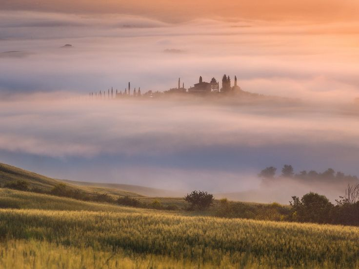 The Ethereal Landscape Photography Of Daniel Kordan - All Day