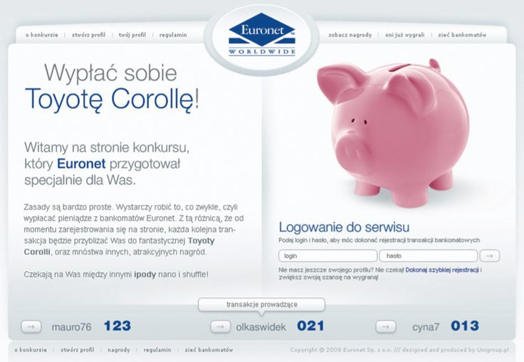 Konkurs dla Euronet Polska