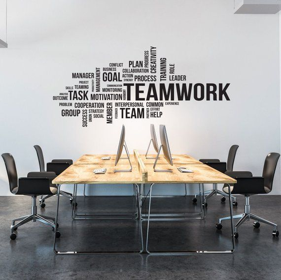 office wall art office decor office wall decal office on wall decals id=23831