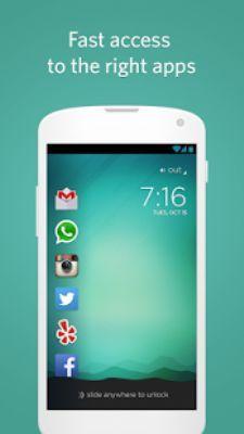 Cover Lock Screen es la aplicación de Twitter para desbloquear la pantalla de tu Android
