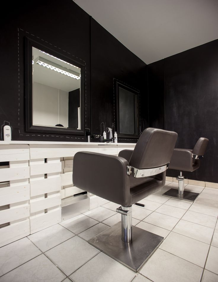 This project is a barber shop brand interior design in Pécs, Hungary.