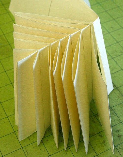 Fishbone Fold Revealed by Susan Angebranndt