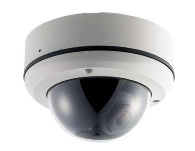 Infrared Vandal Resistant Dome Camera •	Water & Vandal proof Camera •	Easy Twist and Lock Installation  •	Double Scan WDR