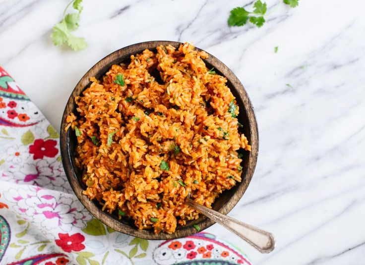 Thank you for being patient with me on this rice recipe that I promised you last week. I made