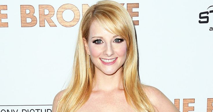 'The Big Bang Theory' star Melissa Rauch dishes on her character's pregnancy and her new film, 'The Bronze' — read the Us Weekly exclusive interview!