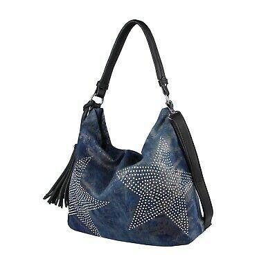 Womens XXL Star Shopper Jeans Hand Bag Canvas Shoulder Bag Cotton Denim: £31.31End Date: 14-Aug 09:18Buy It Now for… #tasche #backpack #bag