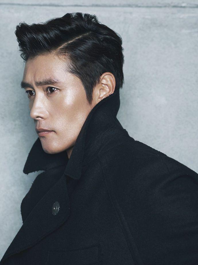 Lee Byung Hun L'Officiel Hommes Korea Magazine September Issue '14