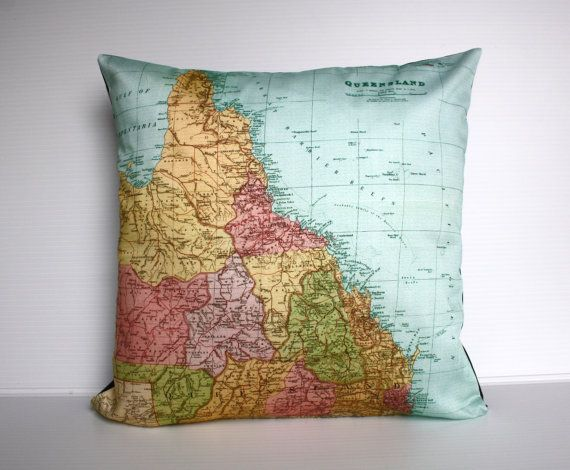 26 best Maps images on Pinterest  Home Vintage maps and DIY