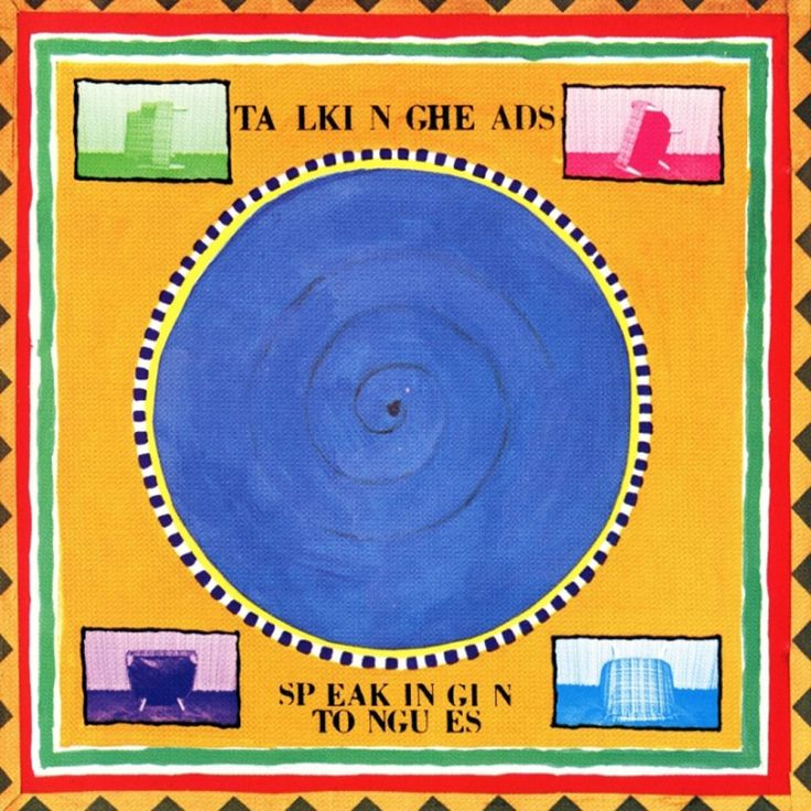 TALKING HEADS | 'SPEAKING IN TONGUES' |  #NewWave #CollegeRock #1983