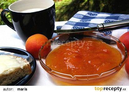 Meruňkový džem z DP recept - TopRecepty.cz