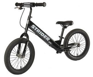 Strider Super 16 Balance Bike Canada - The balance bike for bigger kids.