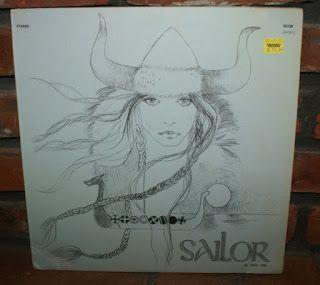 "johnkatsmc5: Sailor ""Sailor"" 1976 US  Country Rock West Coast s..."